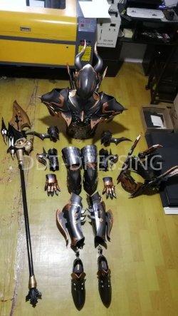 画像4: Final Fantasy XVI 竜騎士 風 コスプレ衣装