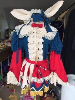 画像1: 鏡音リン・レン  風  コスプレ衣装