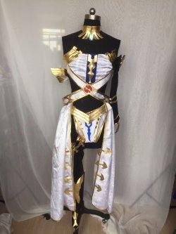 画像1: Fate/Grand Order 遠坂 凛(とおさか りん)    風 コスプレ衣装  2