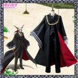 画像1: 魔法使いの嫁  エリアス・エインズワース 風 コスプレ衣装