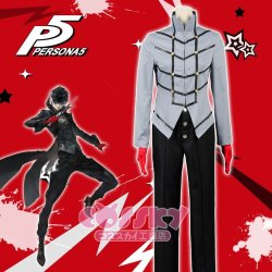 画像4: ペルソナ5,Persona 5 雨宮蓮  joker 来栖暁 風 コスプレ衣装