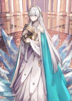 画像1: Fate/Grand Order 皇女 アナスタシア 風 コスプレ衣装
