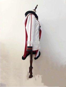 画像3: アズール レーン ティルピッツ  風 コスプレ衣装