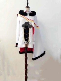 画像2: アズール レーン ティルピッツ  風 コスプレ衣装