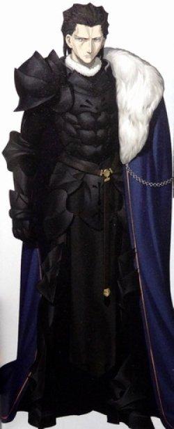 画像1: Fate Grand OrderFGO アグラヴェイン 風 コスプレ衣装