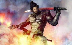 画像1: Metal Gear Rising:Revengeance サムエル・ホドリゲス 風 コスプレ衣装