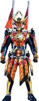 仮面ライダー鎧武、Kamen Rider Gaim カチドキアームズ/Kachidoki Arms 風 コスプレ衣装