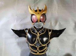 画像4: 仮面ライダークウガ Kamen Rider Kuuga  アルティメットフォームUltimate 風 コスプレ衣装 風 コスプレ衣装 Form