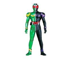 画像1: 仮面ライダーダブル Kamen Rider Double サイクロンジョーカー/CycloneJoker   風 コスプレ衣装