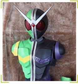 画像4: 仮面ライダーダブル Kamen Rider Double サイクロンジョーカー/CycloneJoker   風 コスプレ衣装