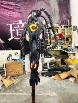 画像5: ワンパンマン ジェノス ONE PUNCH-MAN Genos風衣装  VERSION 2