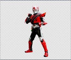 画像1: 仮面ライダードライブ  タイプスピード/type Speed 風 コスプレ衣装