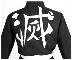 画像4: 鬼滅の刃 胡蝶 しのぶ 風 コスプレ衣装
