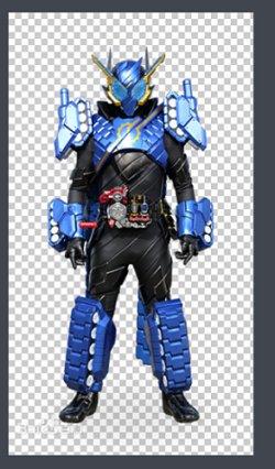 画像1: 仮面ライダービルド タンクタンクフォーム 風 コスプレ衣装