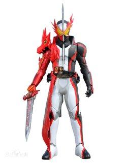画像1:  仮面ライダー セイバーSaber 風 コスプレ衣装