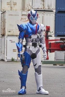 画像1:  仮面ライダーバルカンvulcan  風 コスプレ衣装