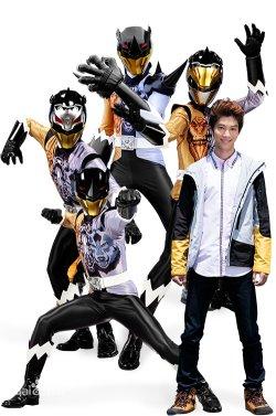 画像1: 動物戦隊ジュウオウジャーDoubutsu Sentai Zyuohger  门藤操 風 コスプレ衣装