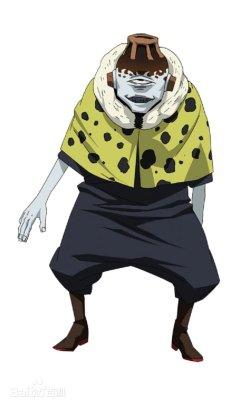 画像1: 呪術廻戦 漏瑚 風 コスプレ衣装