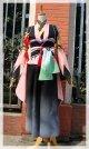 薄桜鬼 カレンダー2010 雪村千鶴 風 コスプレ衣装
