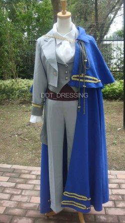 画像1: サヨナラノツバサ .禁断 のエリクシア シェリル男装