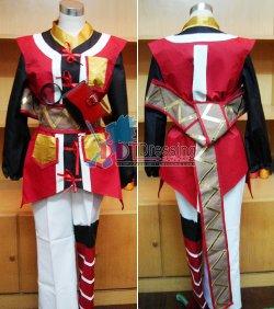 画像1: テイルズ オブ ヴェスペリア リタの衣装