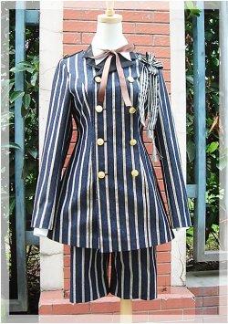 画像1: 黒執事 Gファンタジー4月の表紙でシエルが着ていた衣装